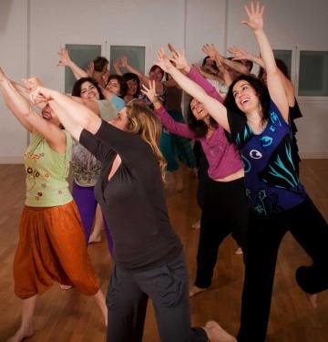 Movimiento, danza consciente y trabajo sobre sí 26-27 de mayo, con Mariano Castillo