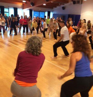 Movimiento, danza consciente y trabajo sobre sí 18-19 de noviembre, con Mariano Castillo