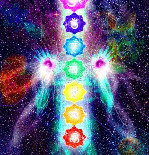 CHAKRAS / Energía en Movimiento Danza Terapia Transpersonal. CURSO ANUAL