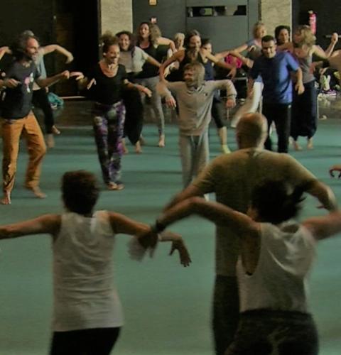 Danza Terapia Transpersonal (2020-21), con Mariano Castillo